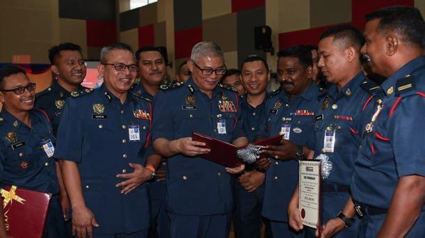 Bomba peroleh lima jentera CAFS bernilai RM150 juta