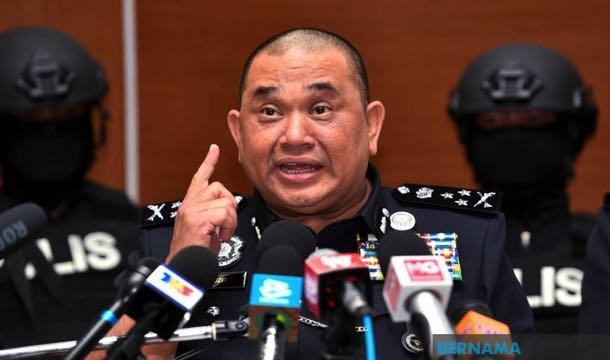 Isu politik negara: Polis kesan individu muat naik kenyataan sensitif