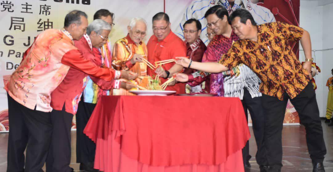 5,000 meriahkan rumah terbuka TBC Ahli Parlimen Bintulu