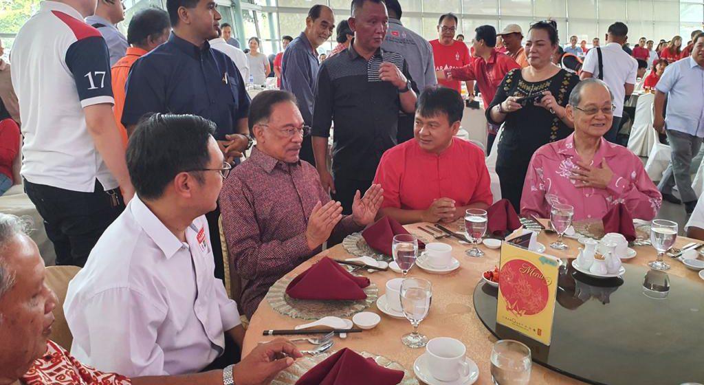 PH Sarawak sokong Anwar sebagai PM Kelapan