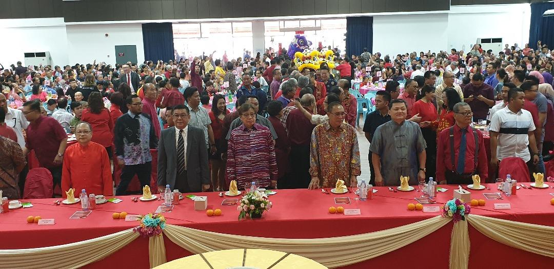 Sarawak deka terus nagih mayuh agi penuduk Parlimen