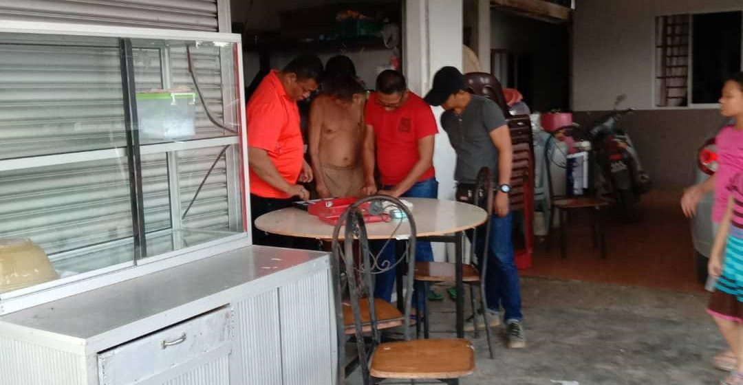 Pesara diberkas jual loteri tanpa lesen di Bau