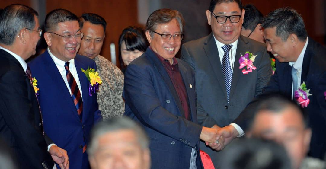 Sarawak akan bantu China tangani Covid-19