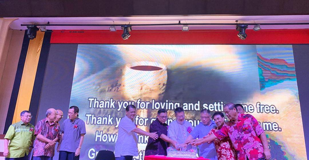 Kerajaan Sarawak jaga kebajikan semua agama melalui UNIFOR