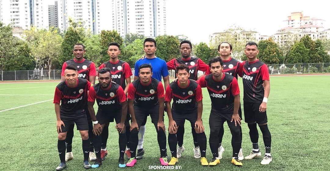 S'wak United FC II buru kemenangan
