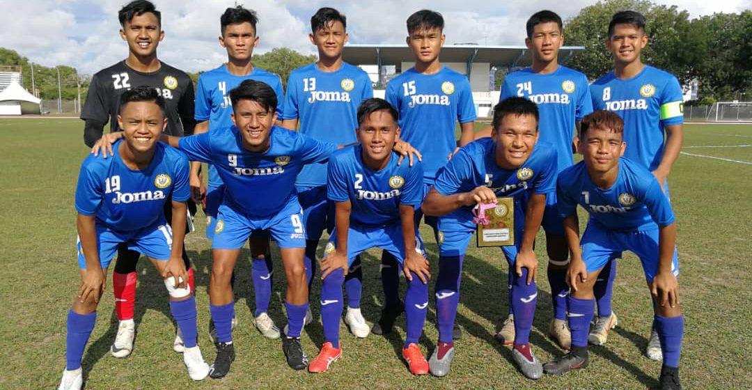 Miri gelanggang skuad Piala Belia Sarawak United