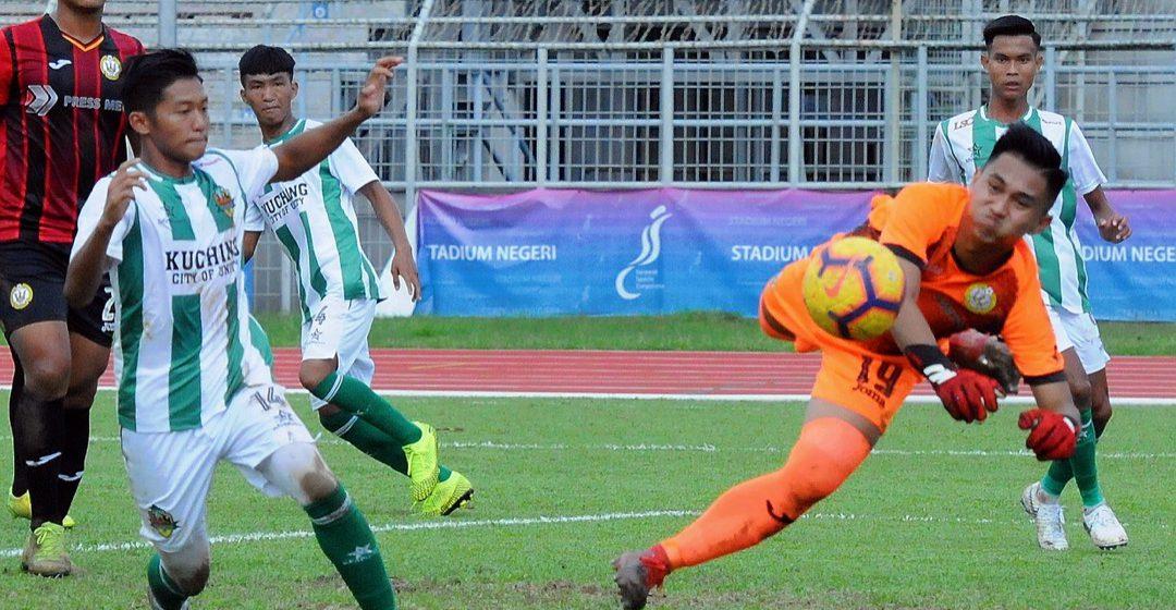 SUFC III tumbangkan Kuching FA