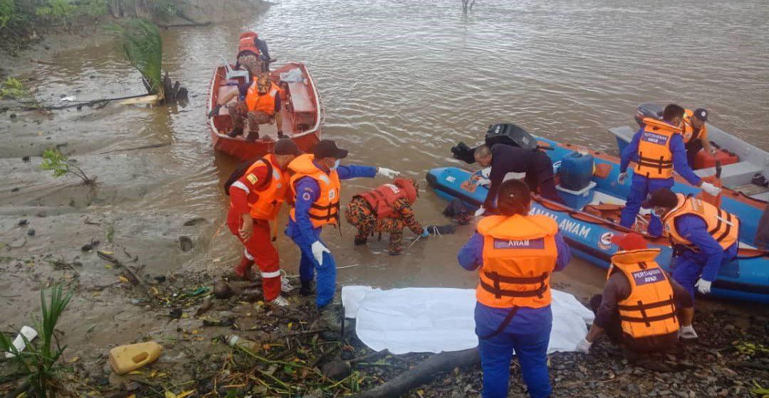 Mayat lelaki yang dipercayai hilang cari ambal, ditemui di sungai Kampung Tambirat