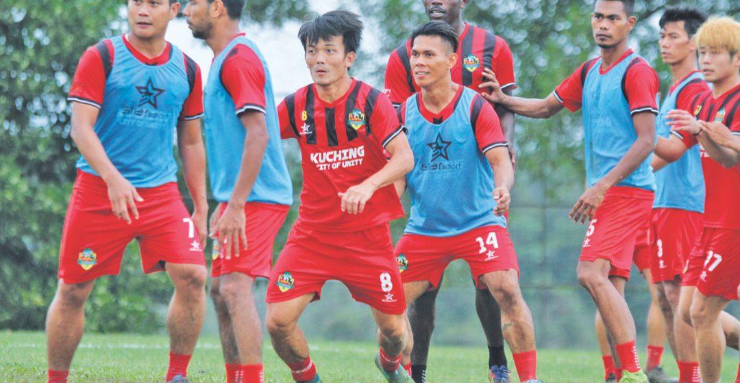Liga Premier: Kuching FA  buru kemenangan sulung