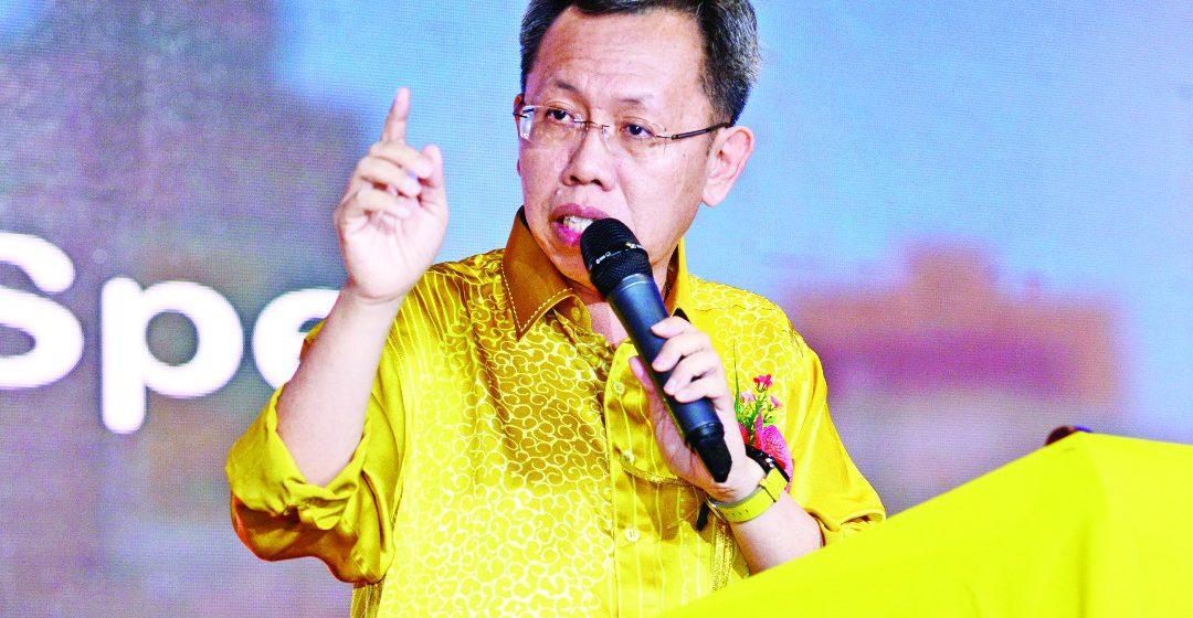 Pendingka peminta Sarawak