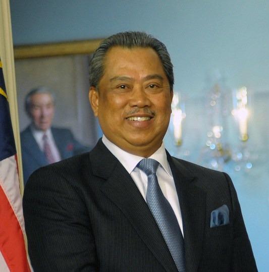 Muhyiddin angkat sumpah nyadi Menteri Besai ke-8 pagila
