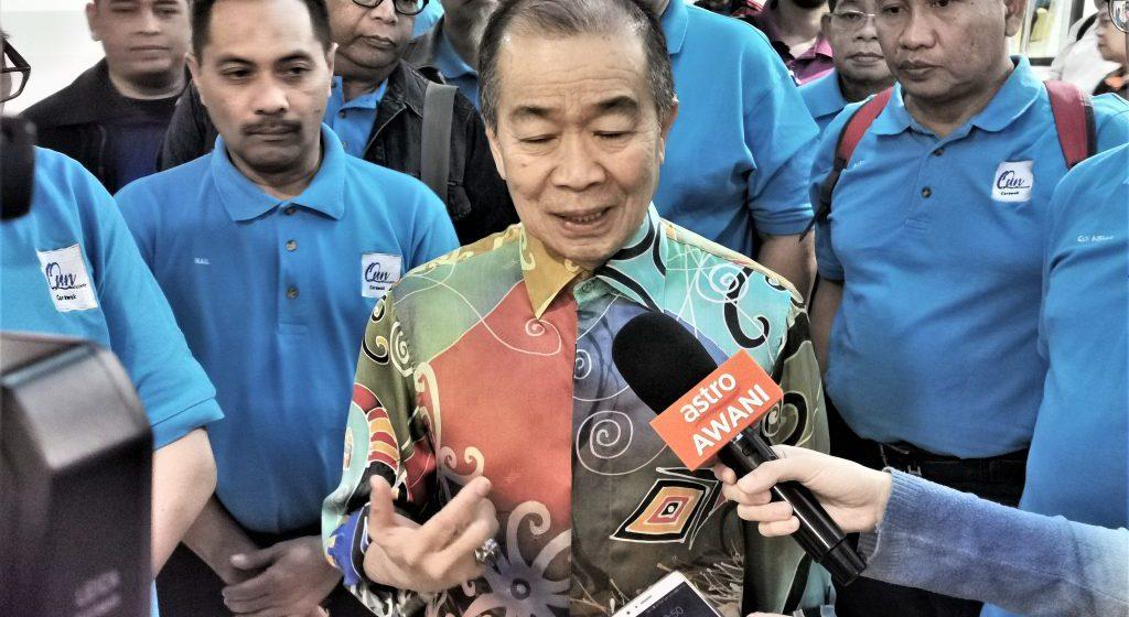 Penutupan Giant tiada kaitan dengan Kerajaan Sarawak
