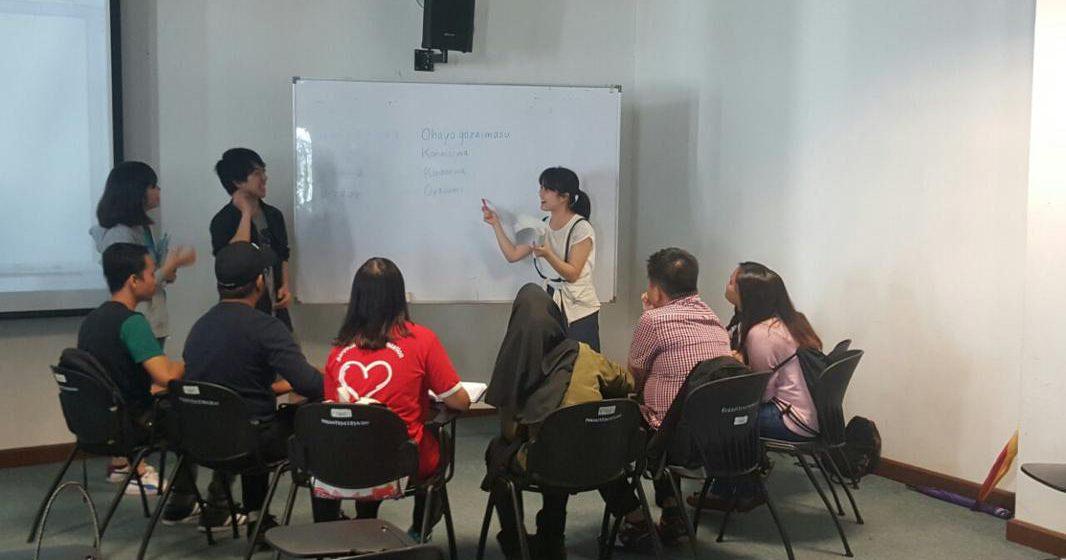 Perkenalkan budaya Sarawak kepada pelajar Jepun