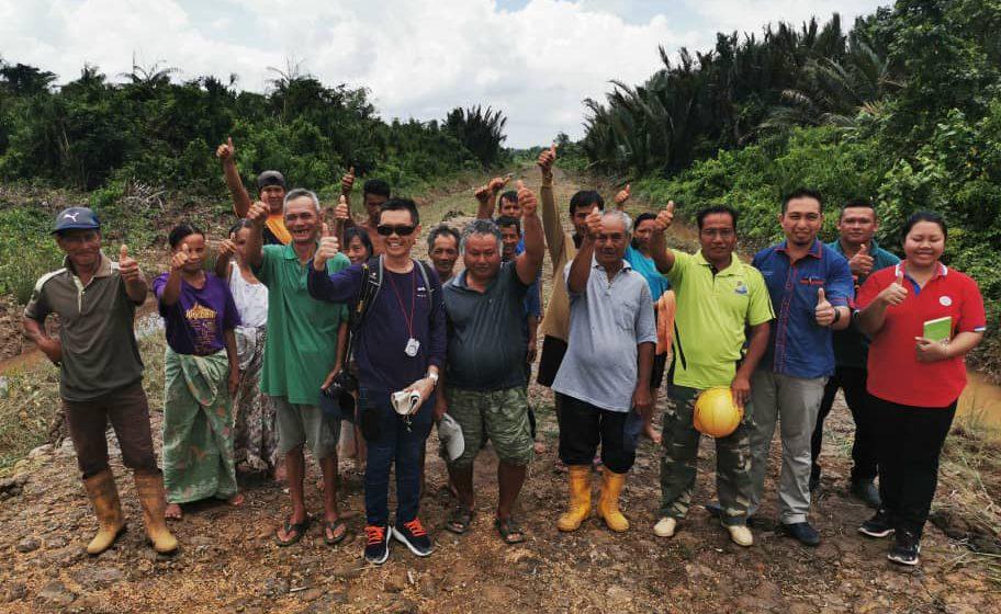 Penantian penduduk Semareng dan Mupong bakal berakhir