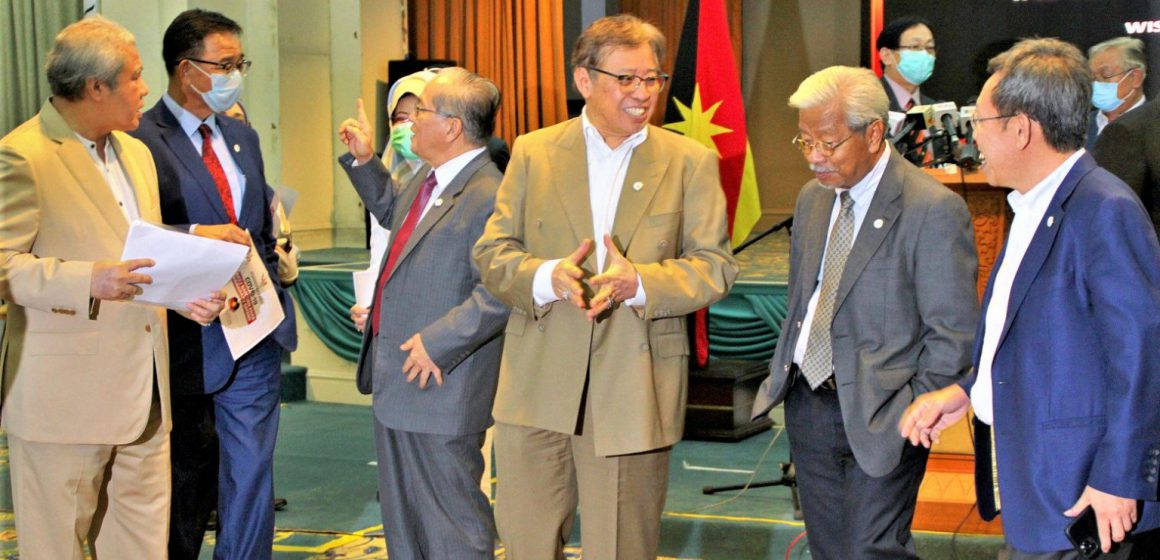 Terima kasih Kerajaan Sarawak