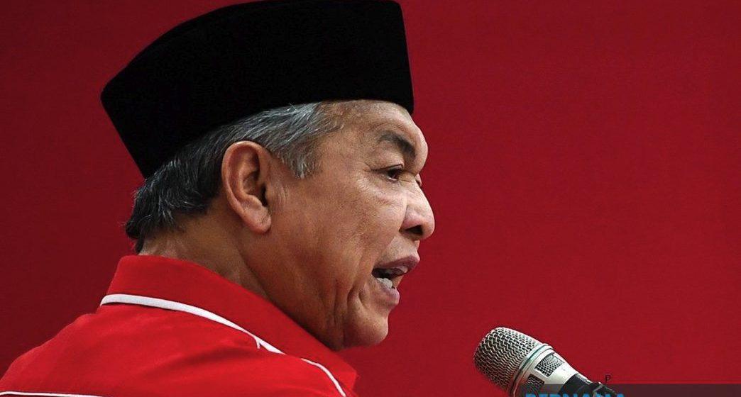 Jumlah ahli parlimen sokong Perikatan Nasional melebihi daripada asal – Zahid