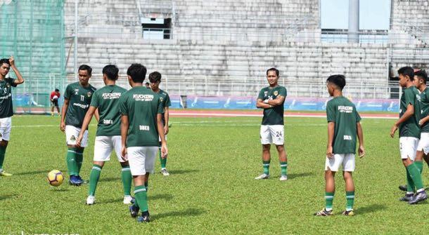 Piala Presiden: Pemain berlatih di rumah