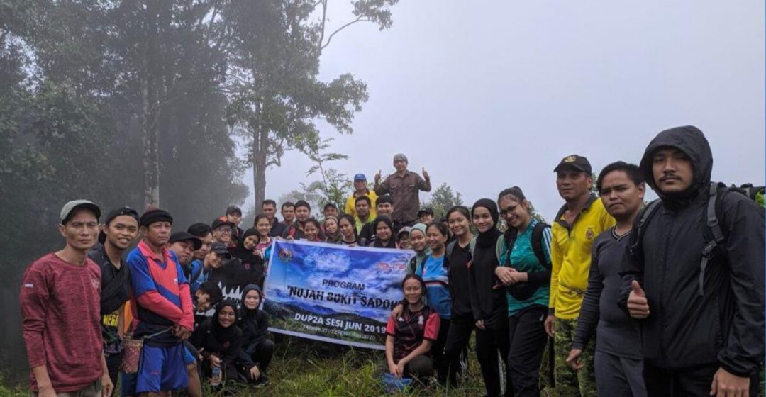 Bukit Sadok pematak temuai
