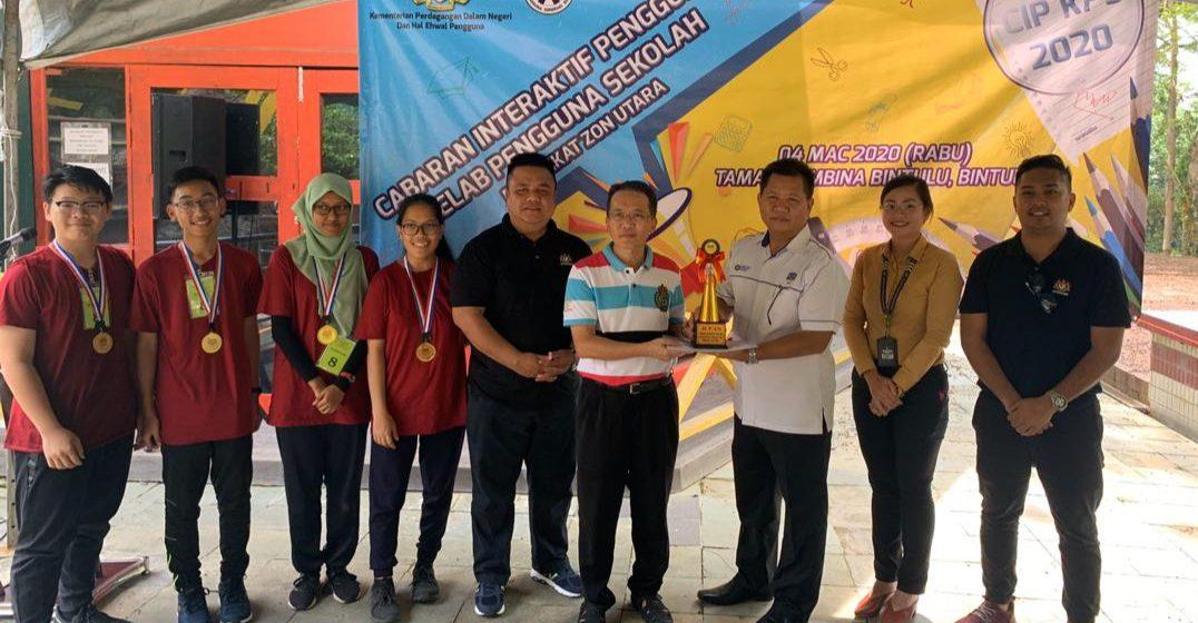 SMK Kidurong juara CIP KPS