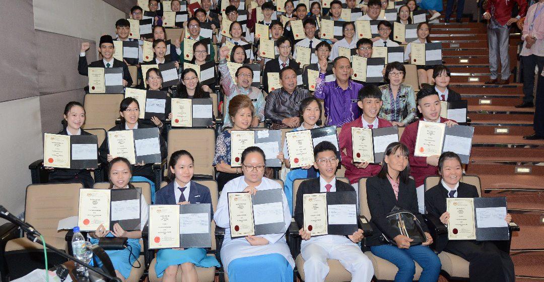 SPM 2019: 21 buah sekula di Sarawak ngerikod GPS nyulut