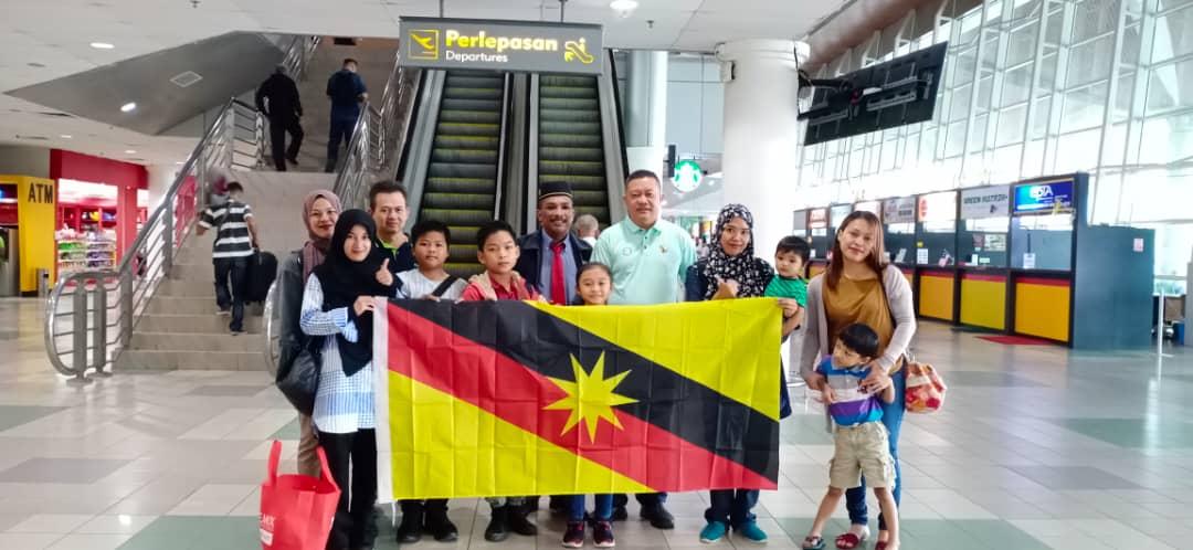 Wakil Sarawak ke Kejohanan Bocce Raffa Kebangsaan 2020