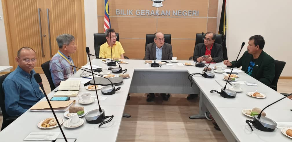 Enam lagi kes positif Covid-19 di Sarawak