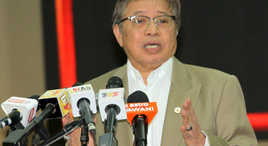 Abang Jo mantaika 16 inisiatif nulung rayat Sarawak