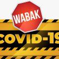 Dua kematian , 219 kes positif baharu Covid-19