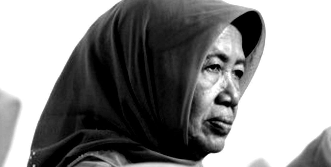 Ibu Presiden Joko Widodo meninggal dunia