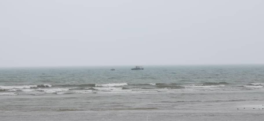 Seorang penangkap udang di Miri dikhuatiri hilang jam 7 pagi ini