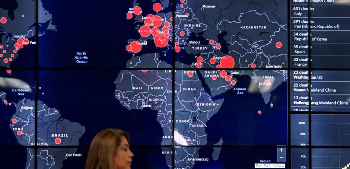 Jumlah korban seluruh dunia kini cecah 250,134
