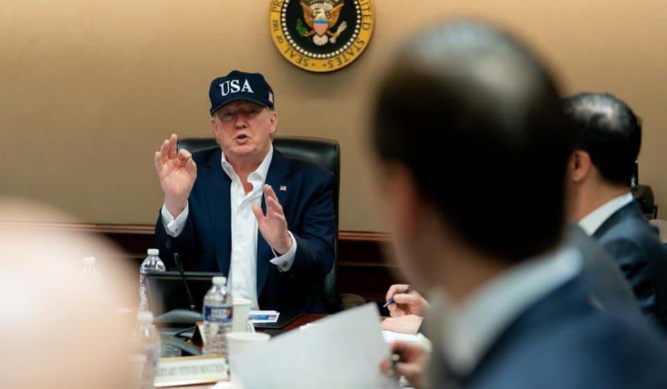 "OPEC ""hancurkan diri sendiri"", kata Trump"