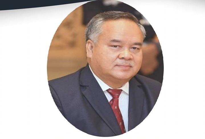 Lidam Assan, Iban dari Sarawak, seorang daripada 25 Setiausaha Politik