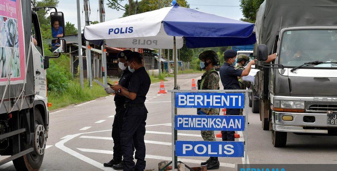 Dua kawasan dikenakan PKPD, tujuh lagi ditamatkan