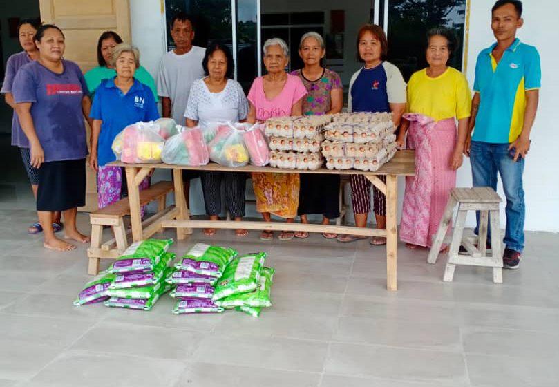 PKR Cabang Mukah hulurkan sumbangan