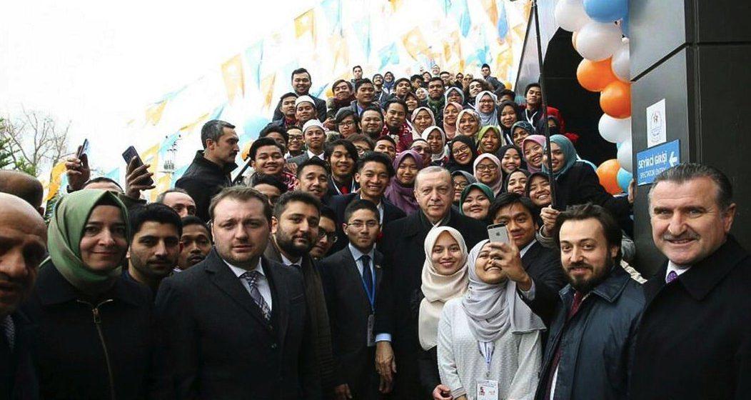 Ramai penuntut Malaysia di Turki mahu pulang ke tanah air