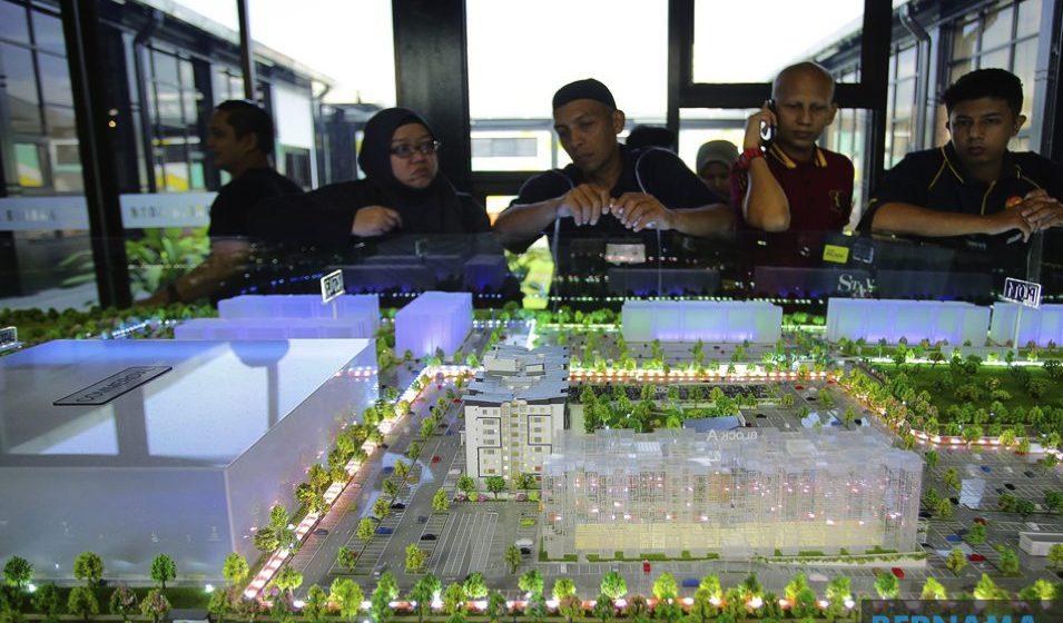 Harga rumah di Malaysia masih paras sangat tidak mampu milik