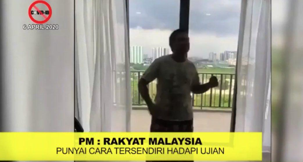 PM: Rakyat Malaysia punyai cara tersendiri hadapi ujian