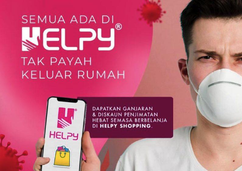 Helpy Service bantu peniaga jual juadah puasa