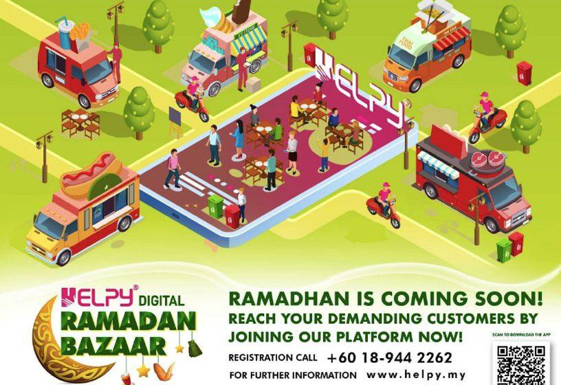 e-Bazar Ramadan bantu PKS di Sarawak