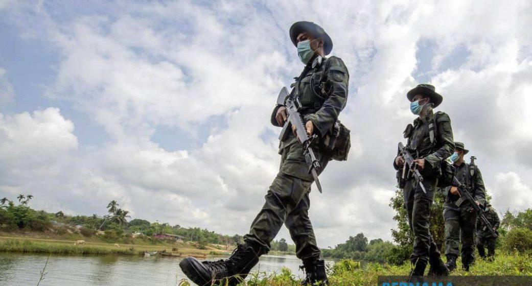 Tiada pencerobohan pendatang tanpa izin dikesan di sempadan negara – Ismail Sabri