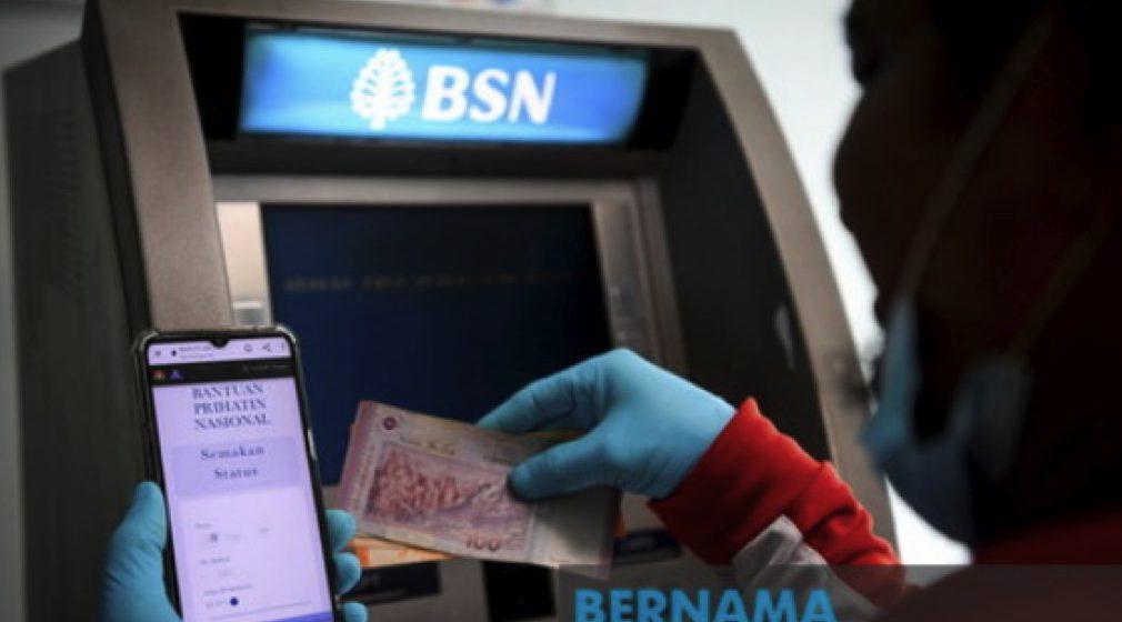 6.5 juta penerima B40 terima BPN dengan bayaran lebih RM4.8 bilion setakat ini – MoF