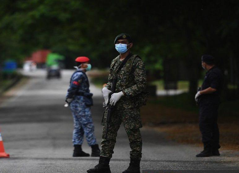 Cuti pegawai, anggota tentera diperketatkan, bukan dibekukan