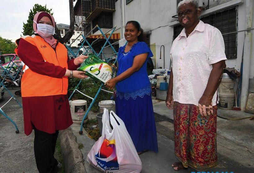 301,451 bantuan bakul makanan diagihkan seluruh negara sehingga semalam – Rina