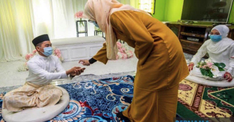 Sebanyak 952 pasangan di Kedah dibenar nikah semasa PKP