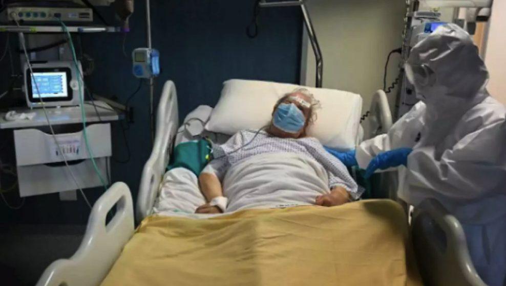 Petugas perubatan New York berdepan tekanan mental