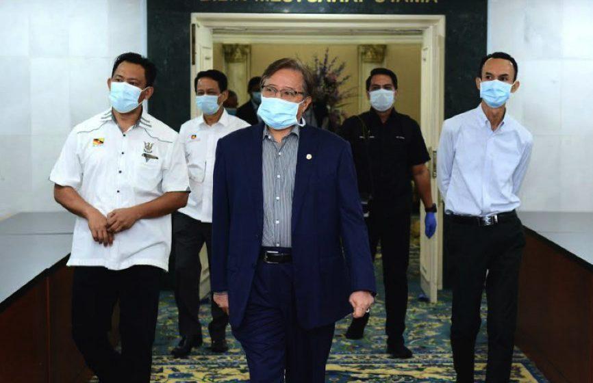 Jumlah korban di Sarawak agak tinggi, terus patuhi PKP
