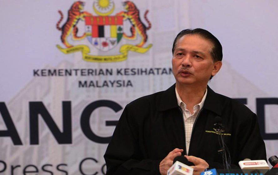 Malaysia tingkat jumlah ujian harian COVID-19 kepada lebih 22,000 minggu depan – Dr Noor Hisham