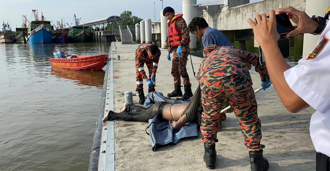 Siku peranak Thailand parai lemas labuh ari bot
