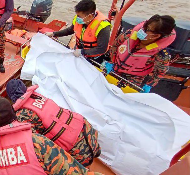 Lelaki disyaki hilang ditemui lemas di Sungai Baram